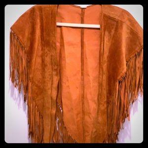 Jackets & Blazers - Handmade Classic Cowboy Shawl
